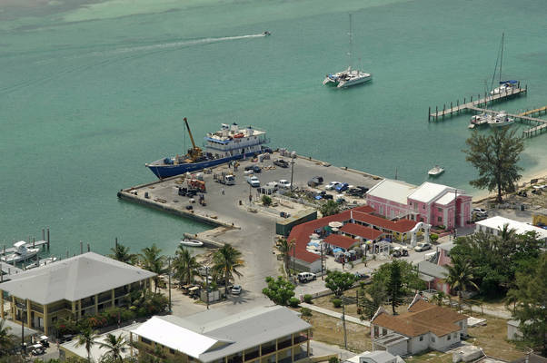 Bimini Government Dock