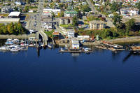 Chemainus Fuel Dock