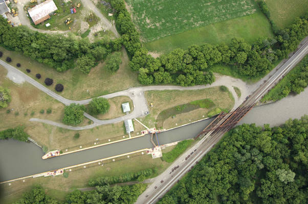 Erie Canal Lock 19