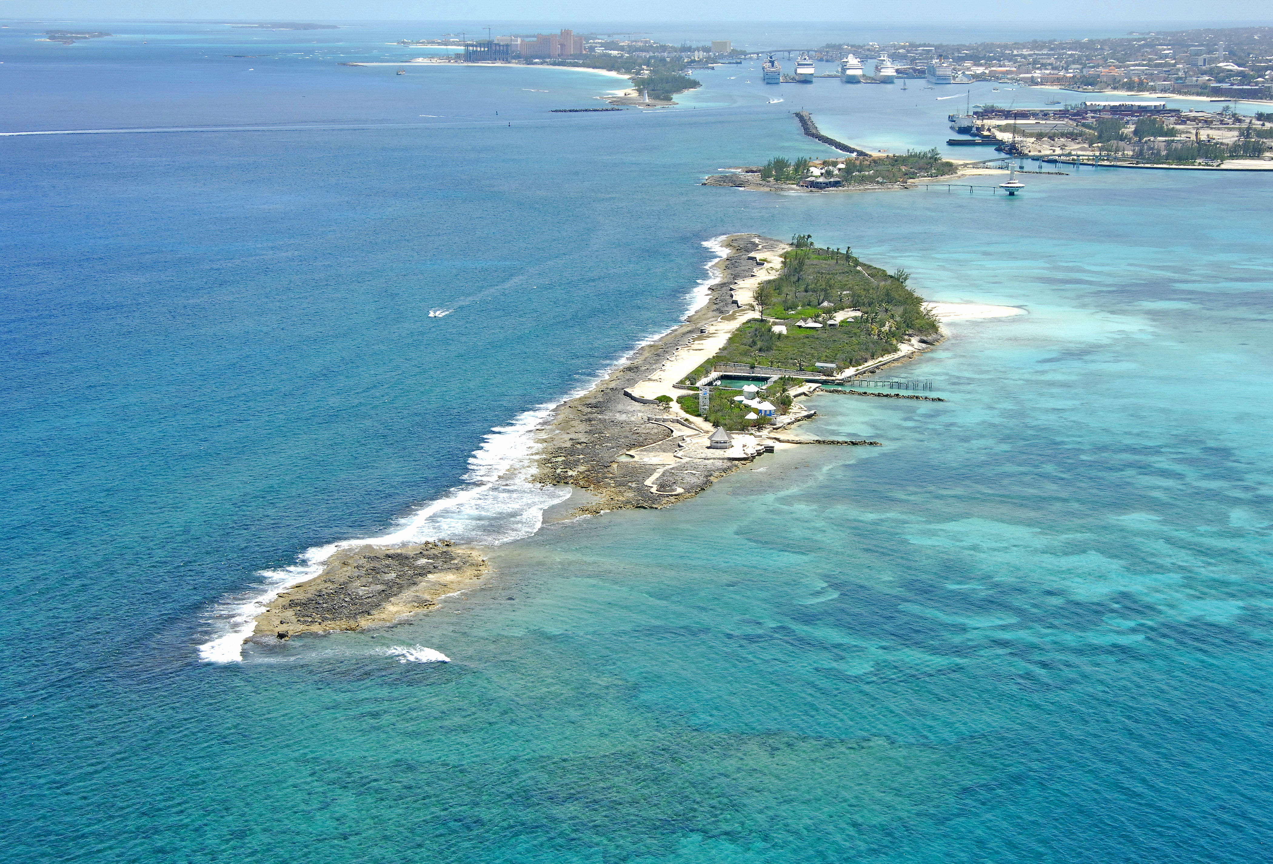 Long Cay Harbor in NP, Bahamas - harbor Reviews - Phone Number ... Long Island Bahamas Pictures on
