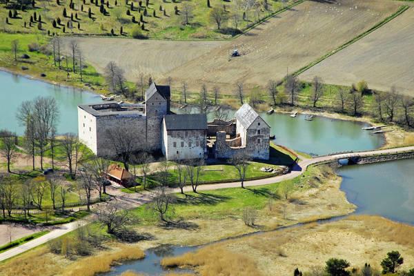 Kastelholm Linna Fort