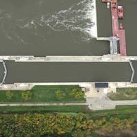 Illinois River Peoria Lock