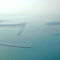 Port of Chioggio Inlet