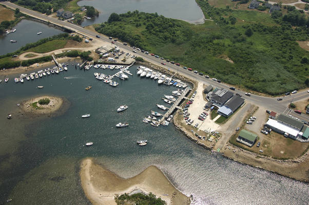 Smuggler's Cove Marina