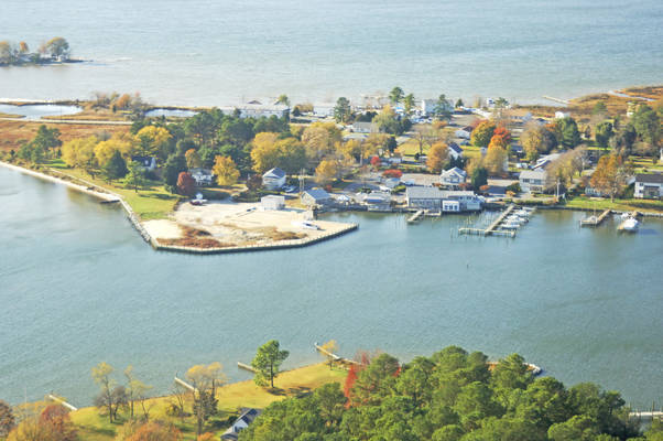 Broomes Island Marina