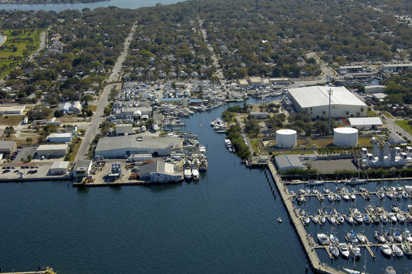 The Sailor's Wharf Yacht Yard