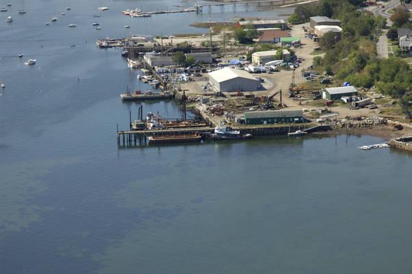 Ocean Pursuits LLC Marine Services