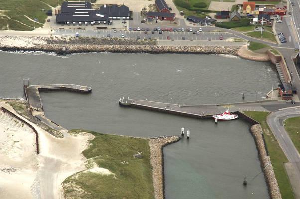 Thorsminde Vesthavn Inlet
