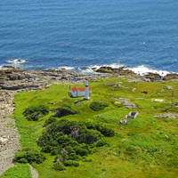 Fourchu Head Lighthouse