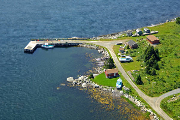 South East Quoddy Harbour
