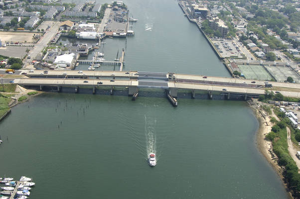 Long Beach Twin Bascule Bridges
