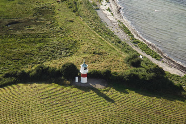 Tranerodde Lighthouse