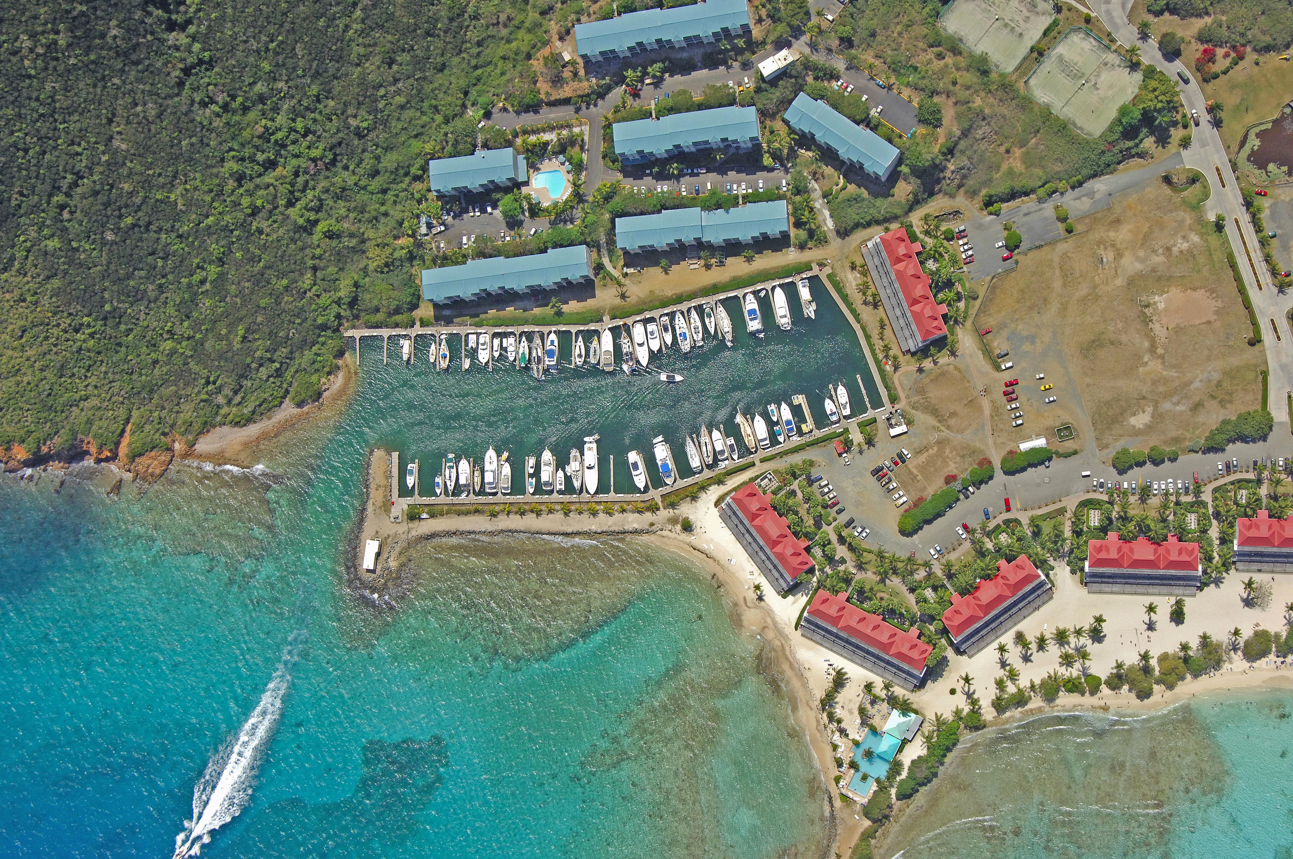Sapphire Beach Resort and Marina in St Thomas  VI United