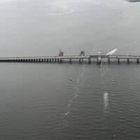 Stainton Memorial Causeway Bascule Bridge