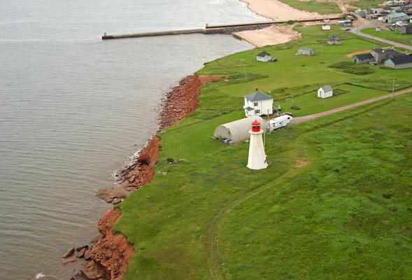 Shipwreck Point Light (Naufrage Light)