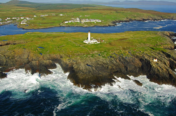 Rhinns Of Islay Lighthouse