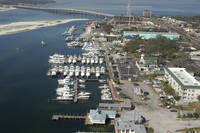 Destin Fishing Fleet Marina