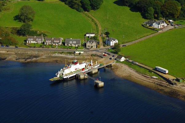 Colintraive Ferry