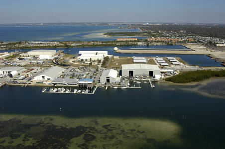 Tampa Harbour