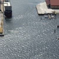 Bandholm Harbour Inlet