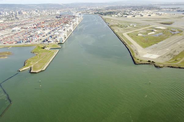 Oakland Inner Harbor Inlet