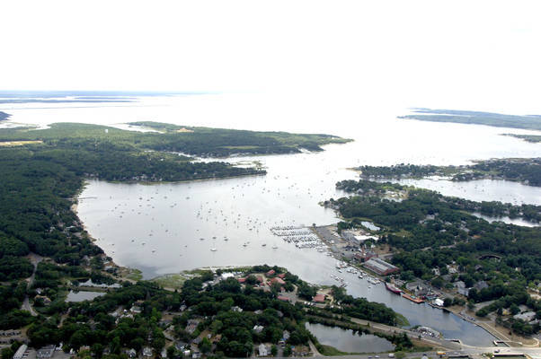 Weweantic Harbor