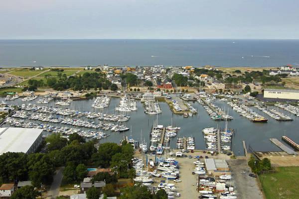 East Beach Marina and Bay Marine