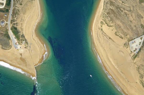 Etel River Inlet