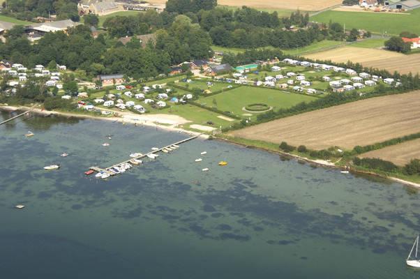 Ronaes Strand Camping Baadebro