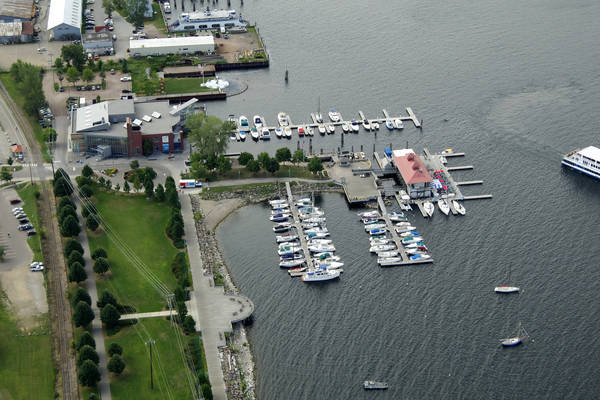 Burlington Community Boathouse