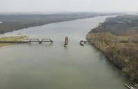 Apalachicola Northern Railroad Swing Bridge