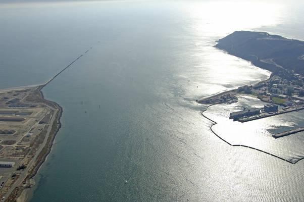 San Diego Bay Inlet