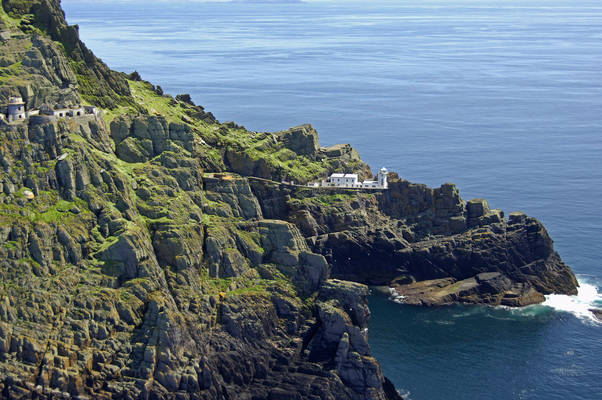 Skellig Michael Low Light