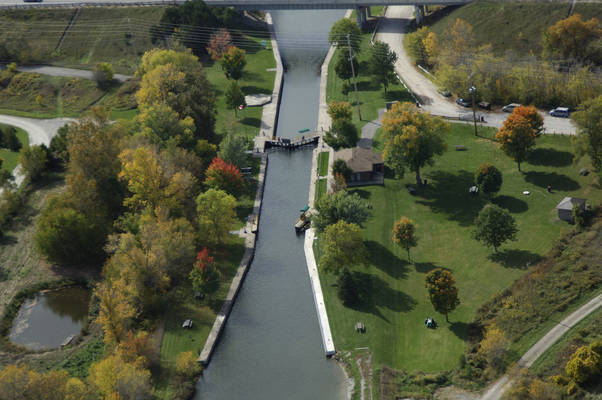 Trent Canal Lock 41