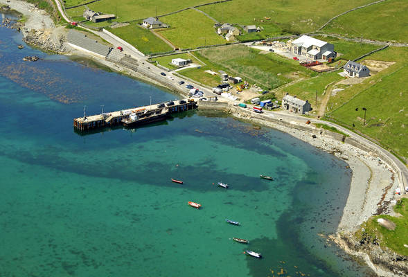 Inishbofin Quay