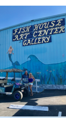 Fish House Art Center & Marina