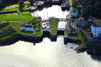 Crinan Canal Sea Lock