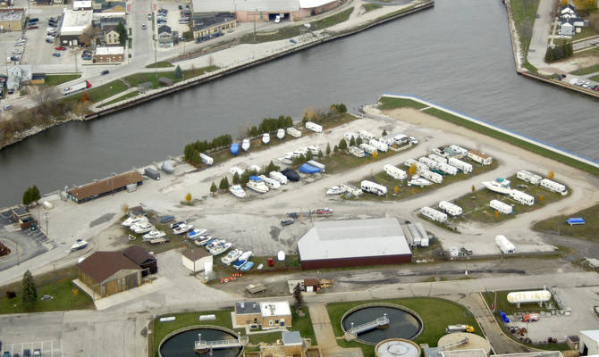 Seagull Marina & Campgrounds