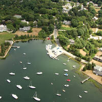 West Falmouth Harbor Town Dock