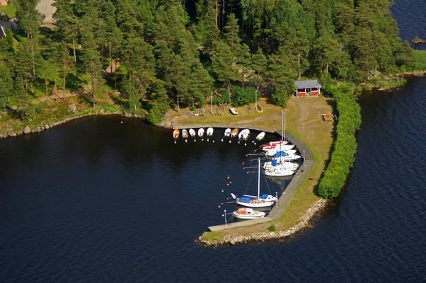 Norra Skogen Road Marina