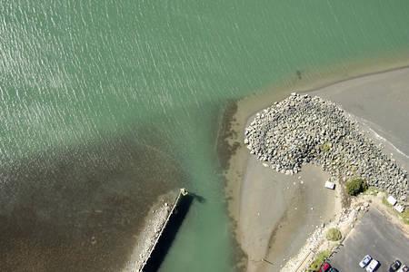 Fields Landing Inlet