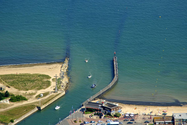 Courseulles Sea Inlet