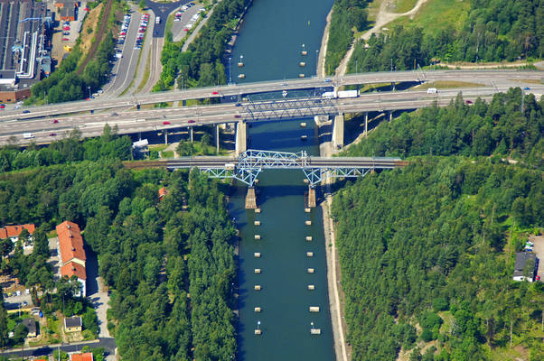 Sodertalje E20 Bridge