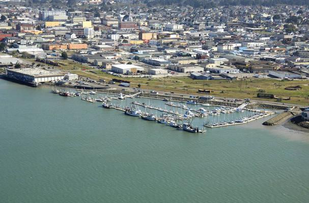 Eureka Public Marina