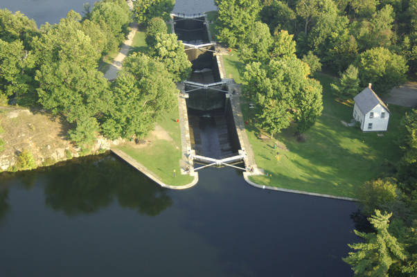 Rideau River Lock 40