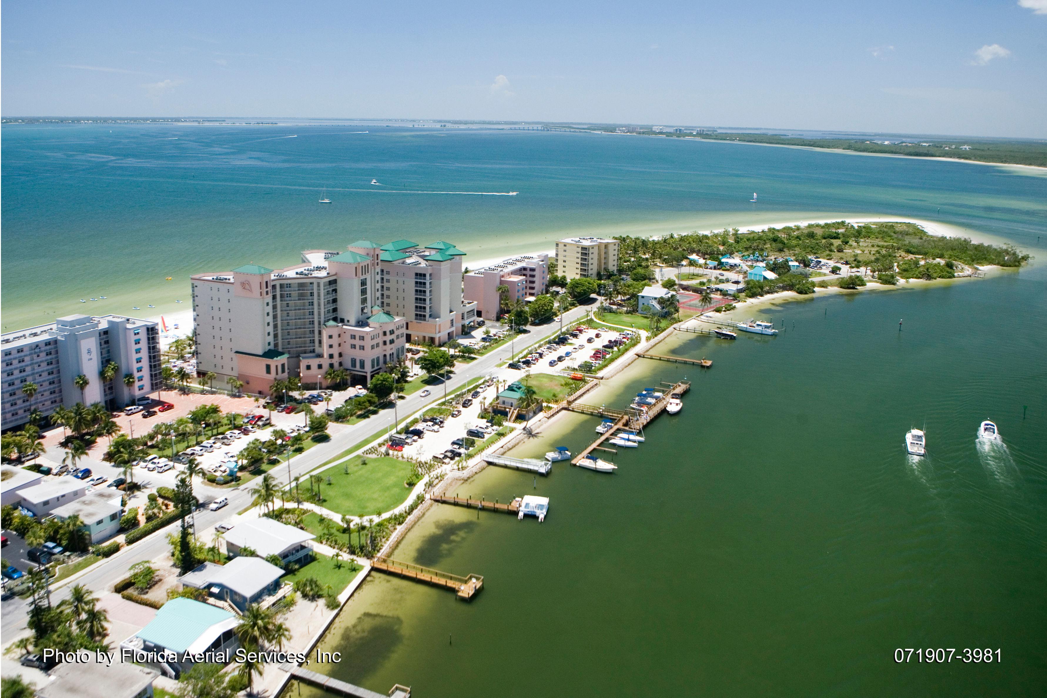 Pink Shell Beach Marina Resort