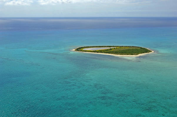 South Cay Anchorage