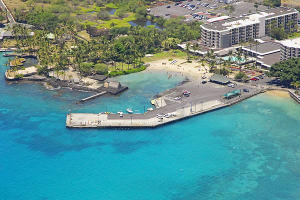 Kailua Bay Wharf