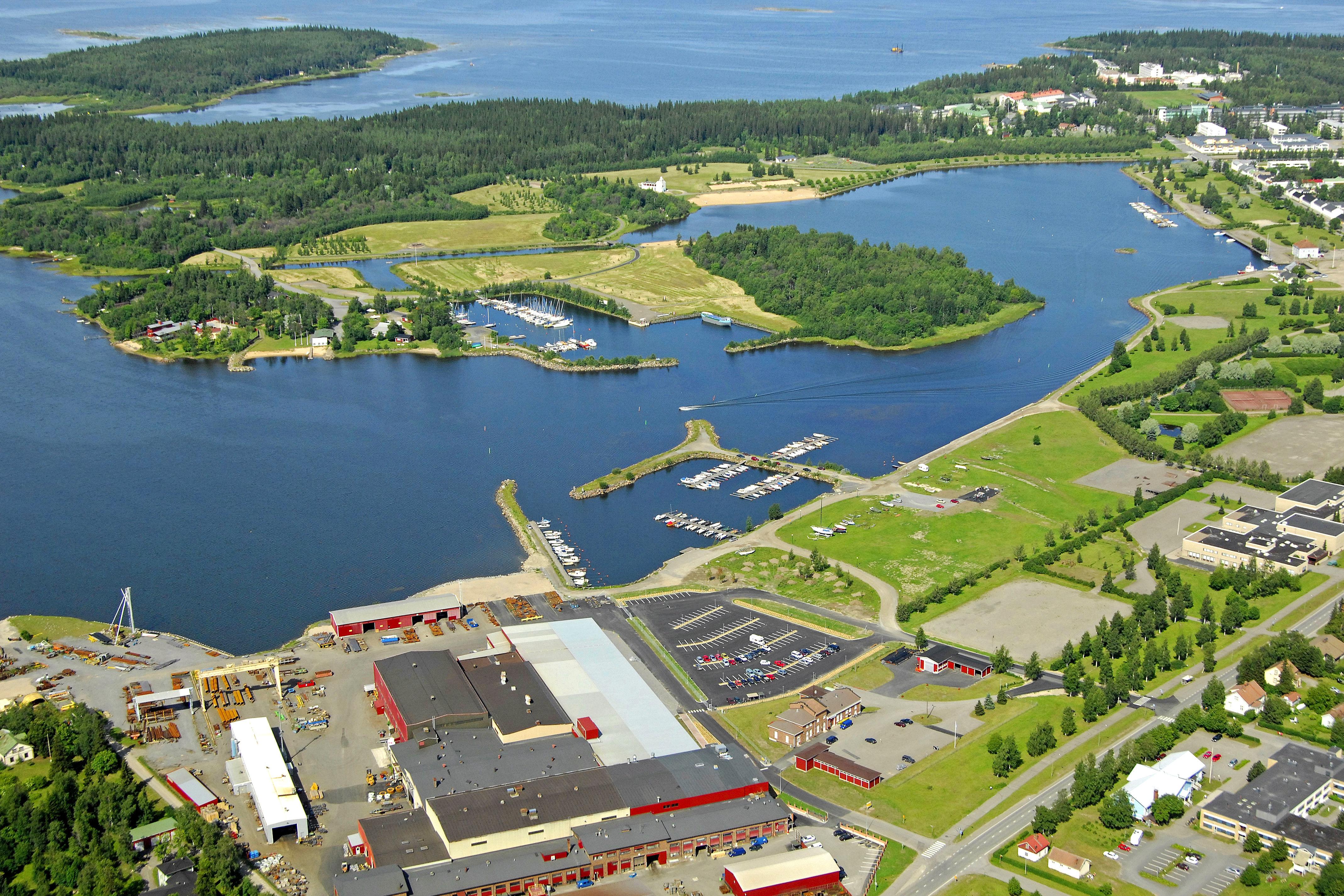 Raahe Harbour in Raahe, Finland - harbor Reviews - Phone Number ...