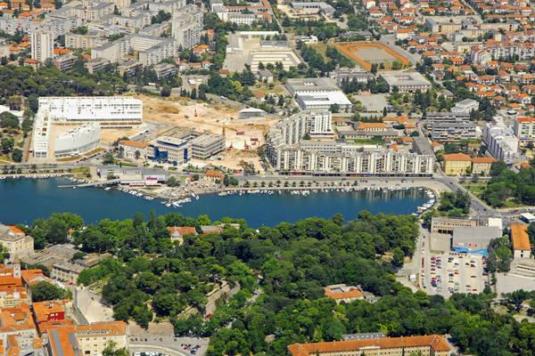 Zadar Jazine Marina